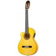 Raimundo 646E LH Left handed electro acoustic Flamenco Guitar 646E LH left-handed guitars