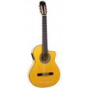 Raimundo 636E Electro acoustic Flamenco Guitar