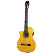 Raimundo 636E LH Linkshändige Flamenco-Gitarre