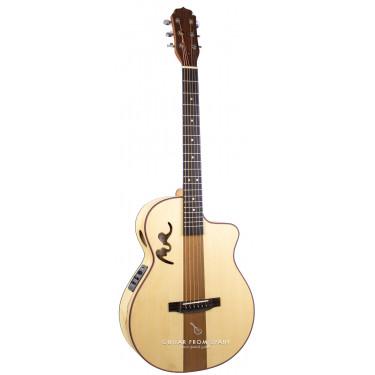 Manuel Rodriguez MR ACOUSTIC OLD MAPLE Akustische Gitarre