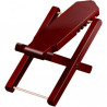 Ortega OWFS-1WR wooden foot rest for guitarists