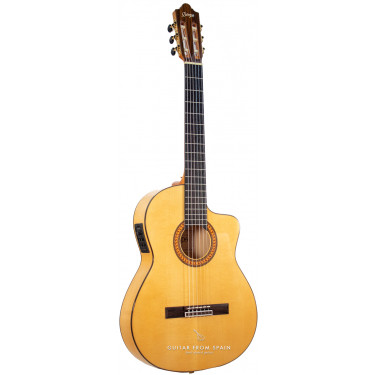 Camps CUT500S Electro-Flamenco Gitarre
