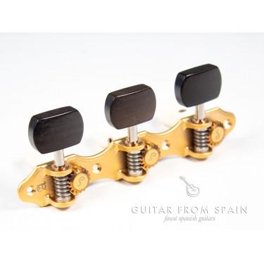 Alhambra N4 / Schaller Grand Tune Classic Hausser - Clavijero de guitarra clásica