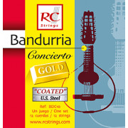 Royal Classics BDC10 Bandurria strings BDC10 Guitar strings