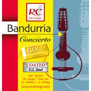 Royal Classics BDC10 cordes de Bandurria