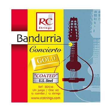 Royal Classics BDC10 Bandurria strings