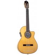 Alhambra 7FCCTE2 Electroacoustic Flamenco Guitar