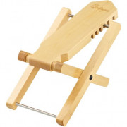Ortega OWFS-1NT wooden foot rest for guitarists