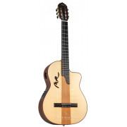 Manuel Rodriguez B CUT CAFE OLE Guitare classique électro