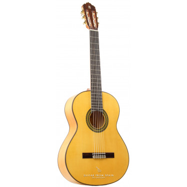 Alhambra 7FC LH Guitare Flamenco Gaucher