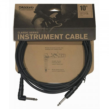 D'Addario Planet Waves PW-CGTRA-10 Instrument cable