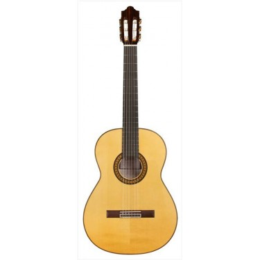 Camps PRIMERA Negra Flamenco Guitar