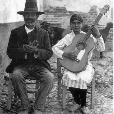Flamenca Blanca